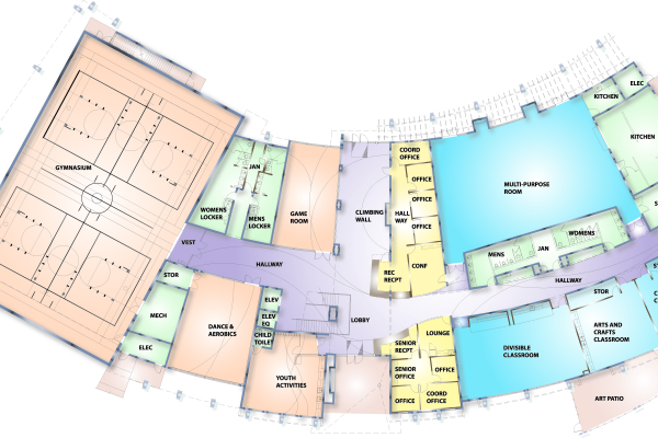 AJ-First Floor Plan