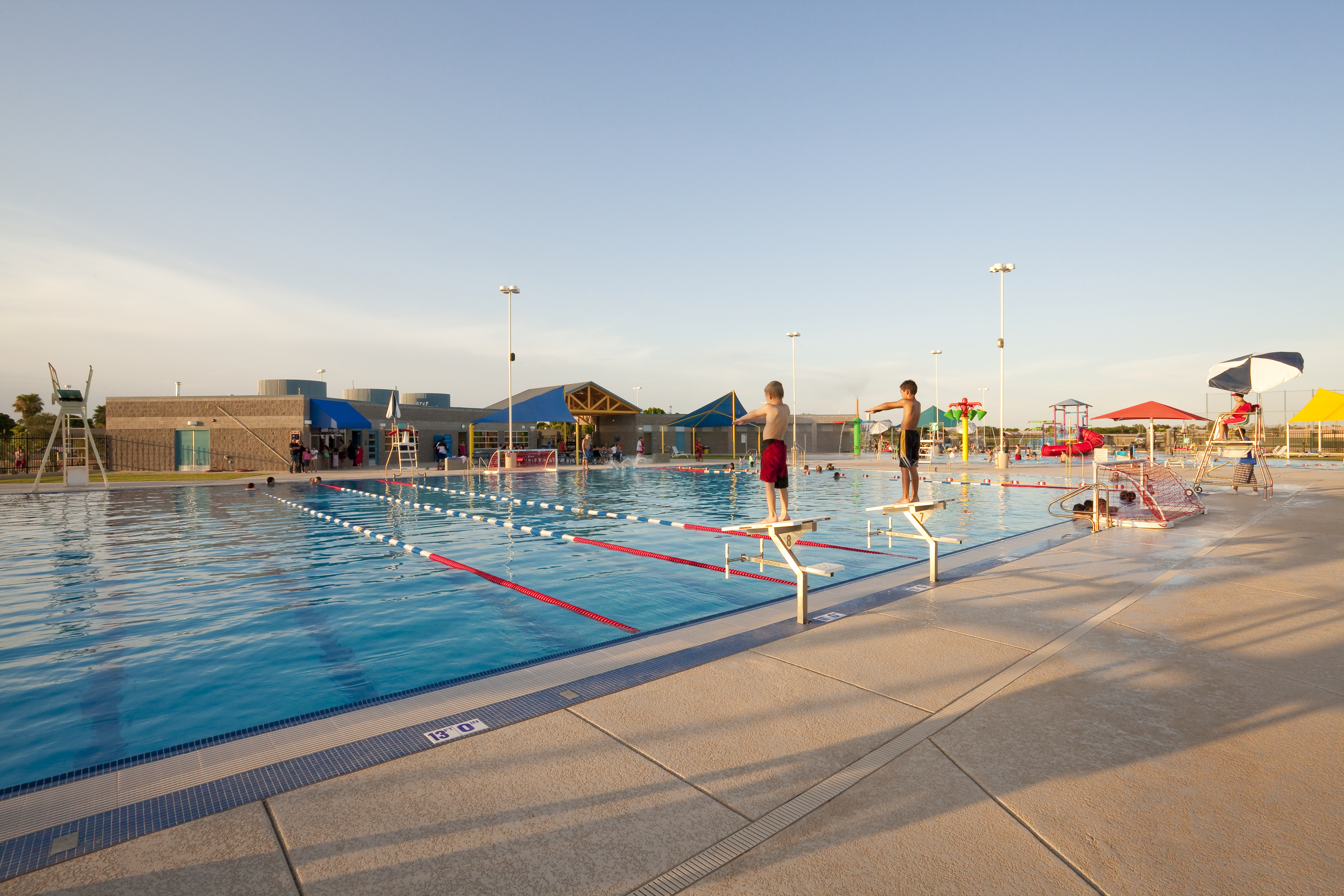 Aquatic Center 033